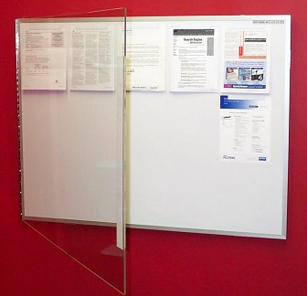 Series 600 3'x 4' Display Board